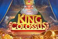 logo king colossus quickspin slot game