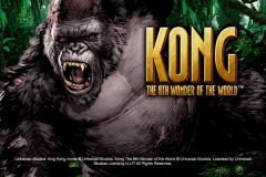logo king kong playtech slot game