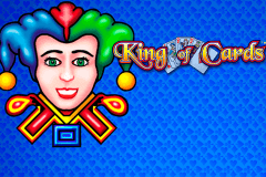logo king of cards novomatic slot game