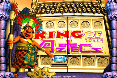 KING OF THE AZTECS BARCREST SLOT GAME