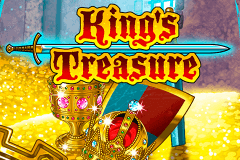 logo kings treasure novomatic slot game