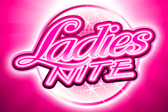 logo ladies nite microgaming slot game