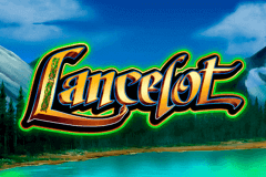 logo lancelot wms slot game