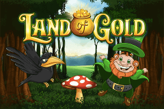 logo land of gold playtech slot game