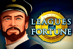 logo leagues of fortune microgaming slot game