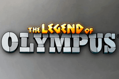 logo legend of olympus rabcat slot game
