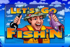 LETS GO FISHN ARISTOCRAT SLOT GAME