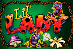 logo lil lady igt slot game