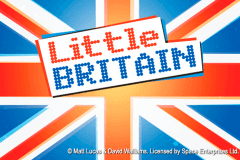 logo little britain playtech slot game