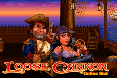 logo loose cannon microgaming slot game