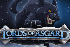 logo lords of asgards gaming1 slot game