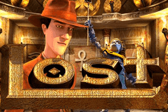 logo lost betsoft slot game