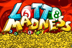 logo lotto madness playtech slot game