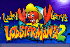 logo lucky larrys lobstermania igt slot game