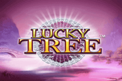 logo lucky tree bally slot game