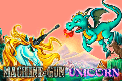 logo machine gun unicorn genesis