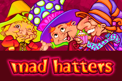 logo mad hatters microgaming slot game