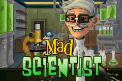 logo mad scientist betsoft slot game