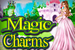 logo magic charms microgaming slot game