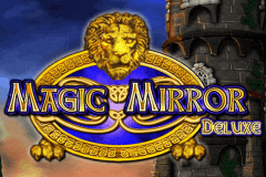 logo magic mirror deluxe ii merkur slot game