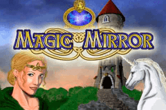 logo magic mirror merkur slot game