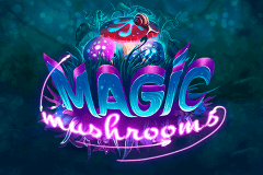 logo magic mushrooms yggdrasil slot game