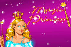 logo magic princess novomatic slot game