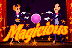 MAGICIOUS THUNDERKICK SLOT GAME