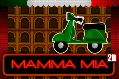 logo mamma mia 1x2gaming slot game