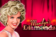 MARILYNS DIAMONDS NOVOMATIC SLOT GAME