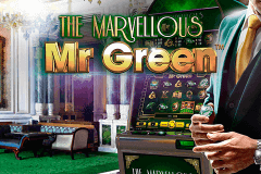 logo marvellous mr green netent slot game