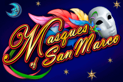 logo masques of san marco igt slot game