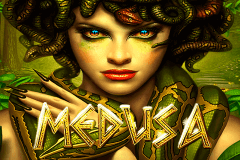 logo medusa nextgen gaming slot game
