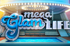 logo mega glam life betsoft slot game