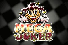 logo mega joker novomatic slot game