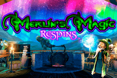 logo merlins magic respins nextgen gaming slot game