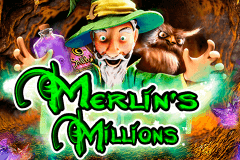 logo merlins millions superbet nextgen gaming slot game