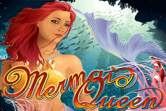 logo mermaid queen rtg slot game