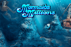 logo mermaids millions microgaming slot game