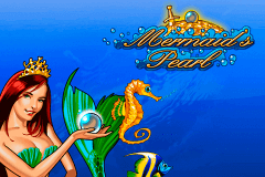 logo mermaids pearl novomatic slot game