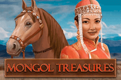logo mongol treasures endorphina