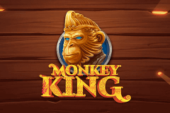 logo monkey king yggdrasil slot game