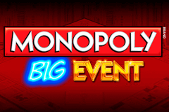 MONOPOLY BIG EVENT WMS SLOT GAME