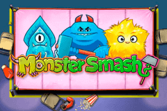 logo monster smash playn go slot game