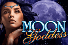 logo moon goddess bally slot game