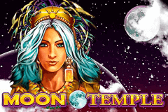 logo moon temple lightning box slot game