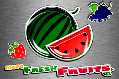 logo more fresh fruits endorphina