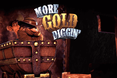 logo more gold diggin betsoft slot game