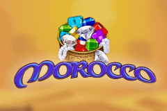 logo morocco bally slot game