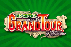 logo mr greens old jolly grand tour of europe netent slot game